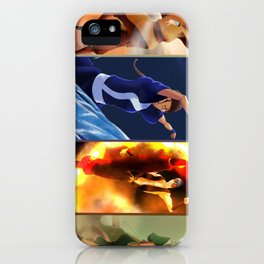 4 nations iPhone Case