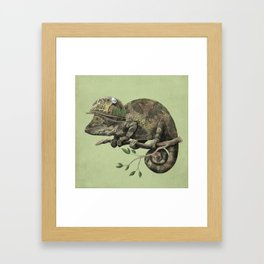 Born to Hide - Color Option Framed Art Print
