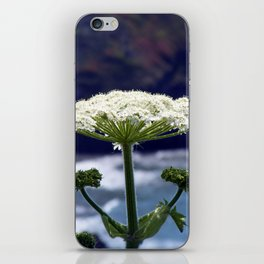 Floral. iPhone Skin