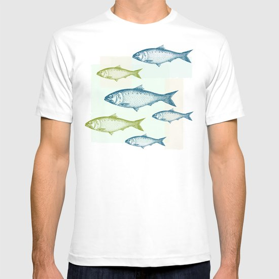Vintage Fish T-shirt