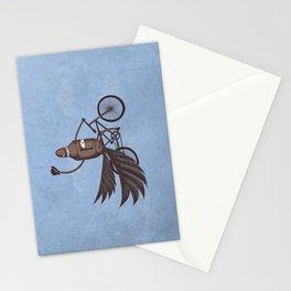 Tally-Ho! Stationery Cards