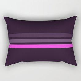 Alamak - Classic Retro Stripes Rectangular Pillow