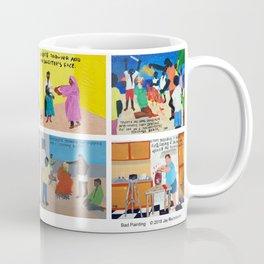 Bad  Painting Collection on Mug 4 Coffee Mug
