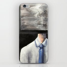 It Must Be a Tuesday iPhone Skin