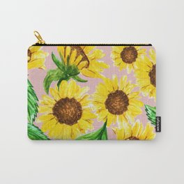 Sunny #society6 #decor #buyart Carry-All Pouch