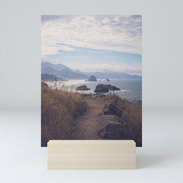 Path to Cannon Beach Mini Art Print