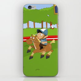 Non Olympic Sports: Polo iPhone Skin