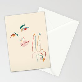 Peace Stationery Cards