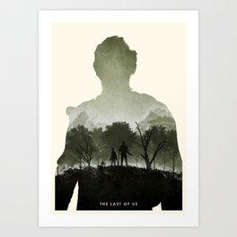 The Last Of Us (II) Art Print