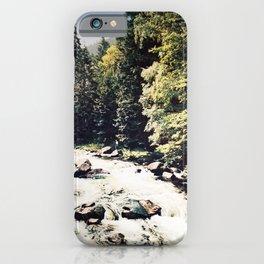 retro Harz retro poster iPhone Case