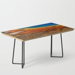 Grand Prismatic Lake Coffee Table