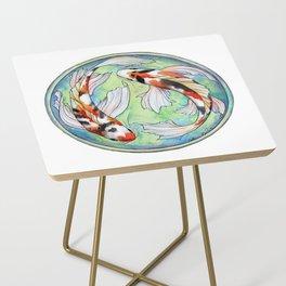 Koi Harmony Side Table