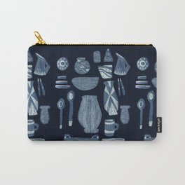 Dinnerware for Evening, 1958 Carry-All Pouch