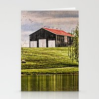 kentucky Stationery Cards featuring Kentucky CountrySide by ThePhotoGuyDarren