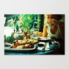 Prince Terrace Canvas Print