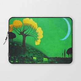 Nigh calm Laptop Sleeve