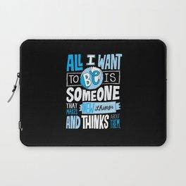 Making and Thinking Laptop Sleeve