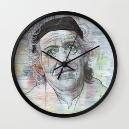 Saint Of Me Wall Clock