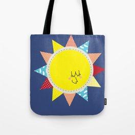 In the sun Tote Bag