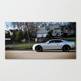 Zoomies Canvas Print