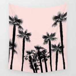 Tropical Palm Trees Dream #3 #tropic #decor #art #society6 Wall Tapestry