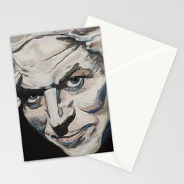 Might As Well Face It - Robert Palmer Portrait Stationery Cards