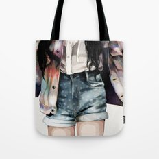 Jacket Tote Bag