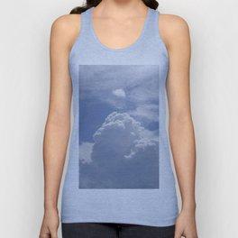 Big Clouds by Teresa Thompson Unisex Tank Top