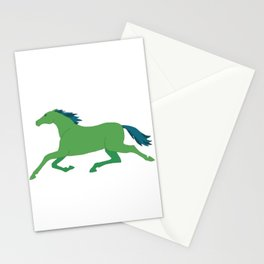 Emerald Equine  Stationery Cards