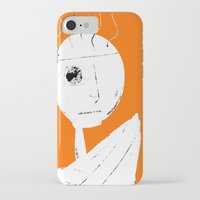 clockwork orange iPhone & iPod Cases featuring Clockwork Orange by Defedia