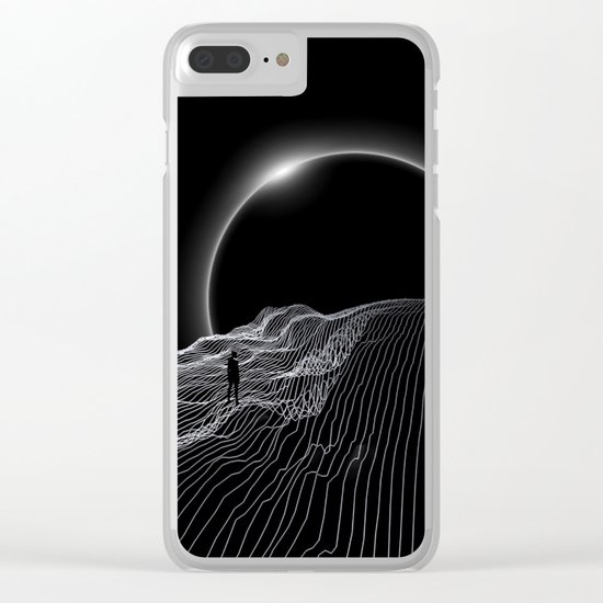 Gravity Clear iPhone Case