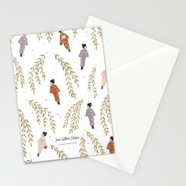 Kinosaki Girls Stationery Cards