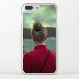 Awakening Clear iPhone Case