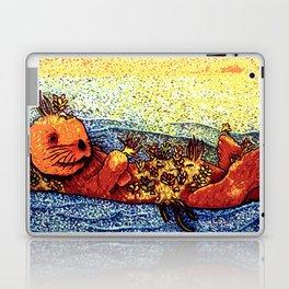 Terrarium Otter Laptop & iPad Skin