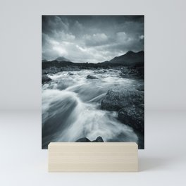 The River Sligachan Mini Art Print
