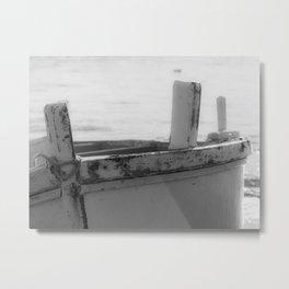 Boat Metal Print