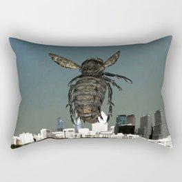 Fly:City Watch Rectangular Pillow