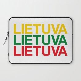 LITHUANIA Laptop Sleeve