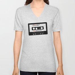 TROMLIFE Mixtape Unisex V-Neck