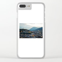 # 161 Clear iPhone Case