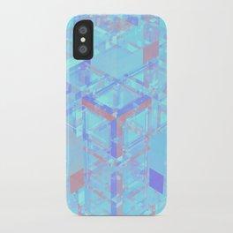 H E X A iPhone Case