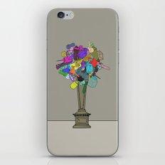 Fleur de Mechanique iPhone & iPod Skin