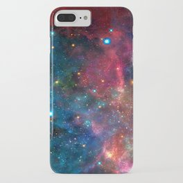 Cosmic Connection, Galaxy, Space, Nebula, Stars, Planet, Universe, iPhone Case