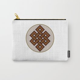 The Endless Knot I Carry-All Pouch
