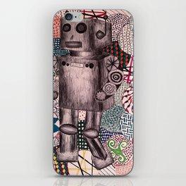 Roboto iPhone & iPod Skin