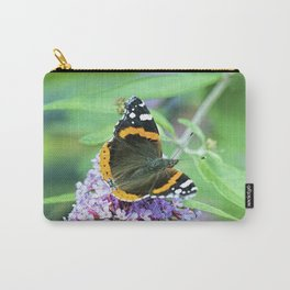 Butterfly VII Carry-All Pouch