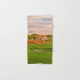 Capitol Hill Alabama Senator Golf Course Hand & Bath Towel