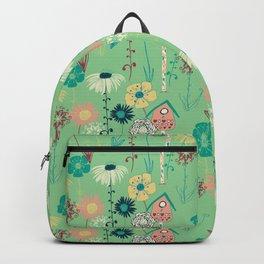 birds garden Backpack