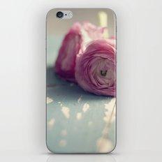 Love In The Rain iPhone & iPod Skin