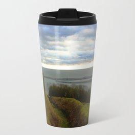 Coast of Dover Travel Mug